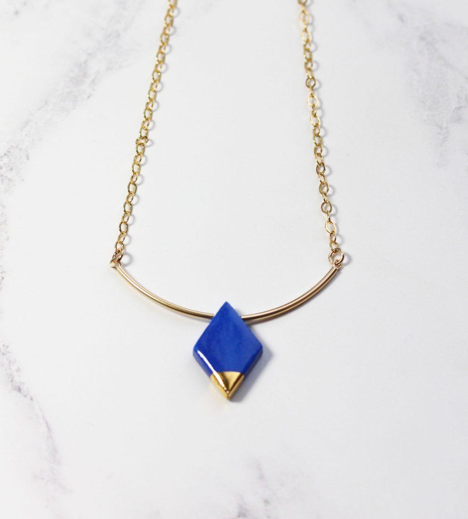 Blue-Rhombus